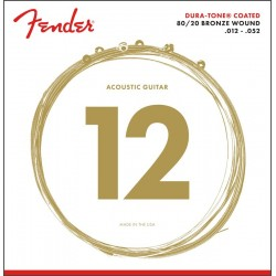 Fender 80/20 Dura-Tone 12-52