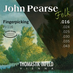 Thomastik John Pearse folk