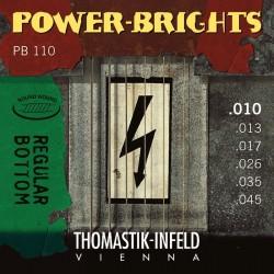 Thomastik Power-Brights 10-52
