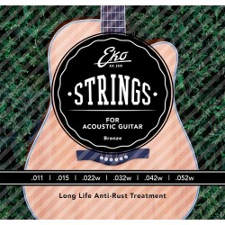 Eko Acoustic Bronze 11-52