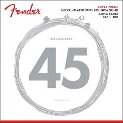 Fender 7250 Bass 45-100