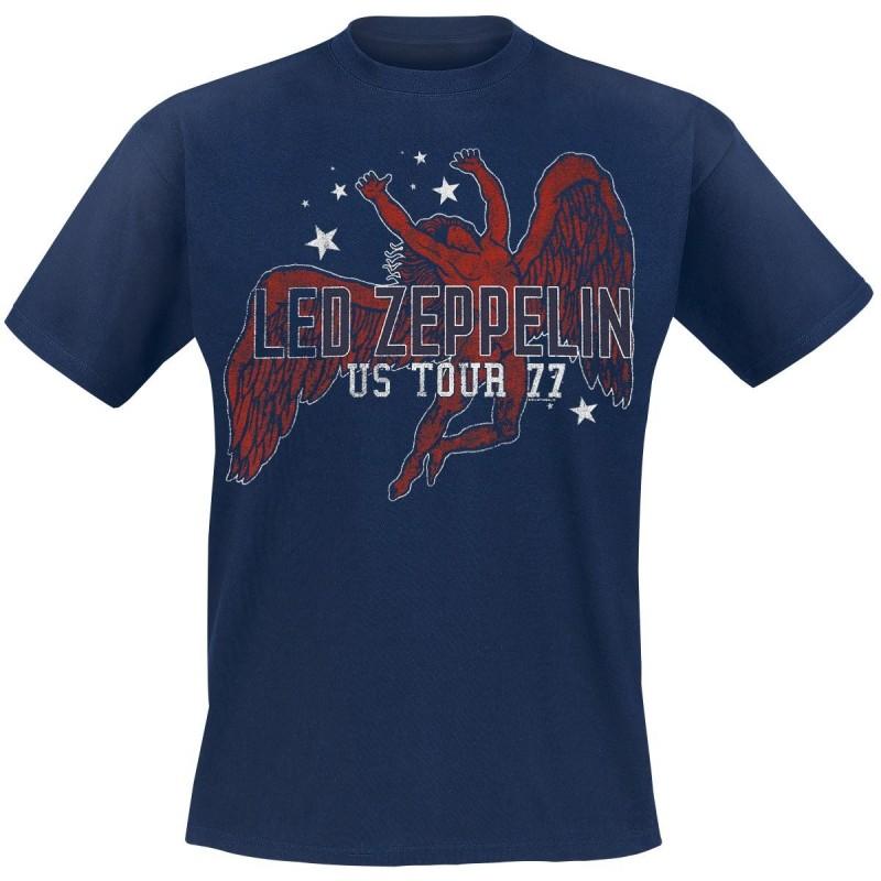 Icarus US Tour '77