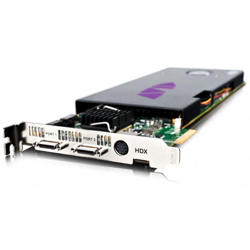 Avid Pro Tools HDX PCIe Karte