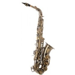 Antique Alto Saxophone