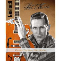 Gretsch 6120DSW Chet Atkins
