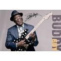 Fender Buddy Guy Polka Dot Strat