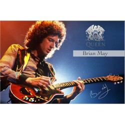 Brian May Signature CH