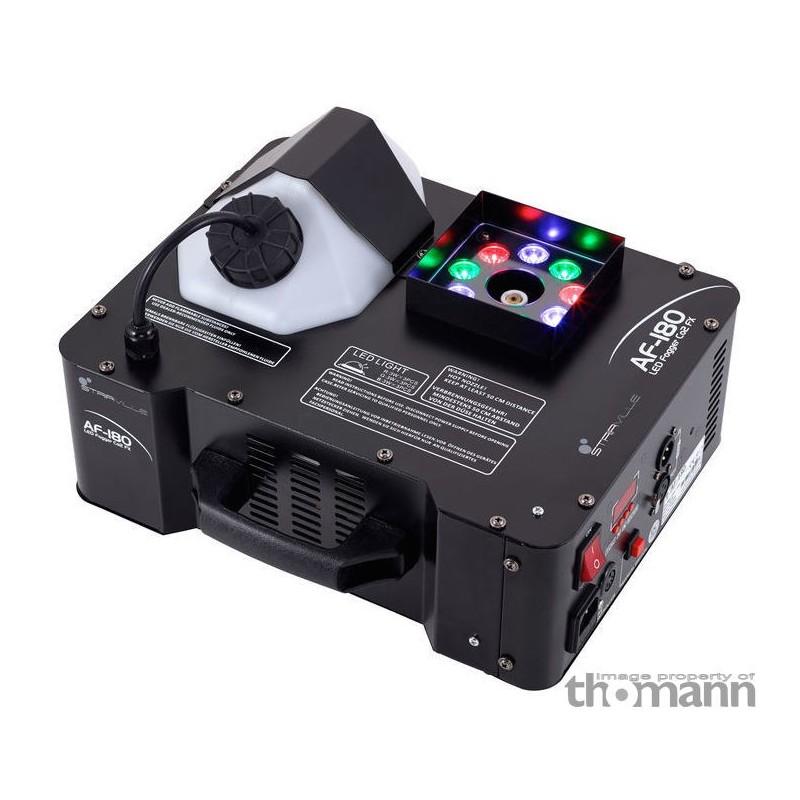 Stairville AF-180 LED Fogger Co2 FX DMX