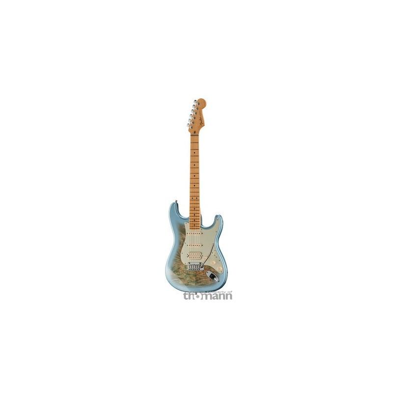 Fender American Dlx Strat HSS