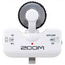Zoom iQ5 Blanc