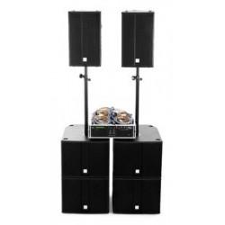 the box pro Achat 112/115 Amp Set