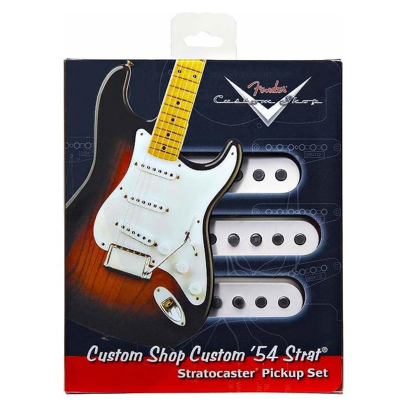 Fender Custom 54 ST Pickups