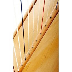 Roth & Junius RJCH-27NB Celtic Lever Harp