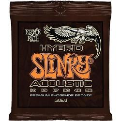 Ernie Ball EB 2151 Hybrid Slinky Acoustic