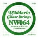 Daddario NW064 Single String