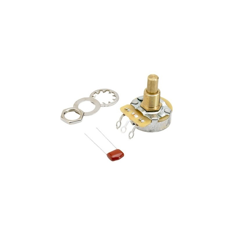 Fender 500K Solid Shaft Potentiometer