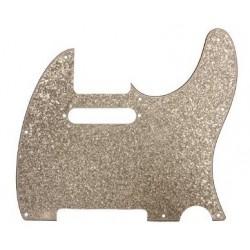 dAndrea Téle-Pickguard Silver