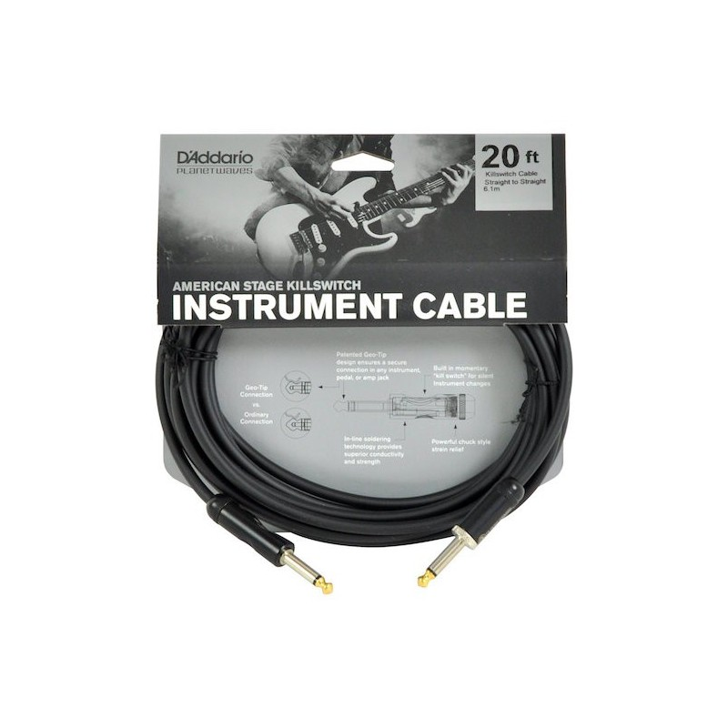 Planet Waves PW-AMSK-20