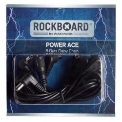 Rockboard Power Ace Daisy Chain 8 Plugs