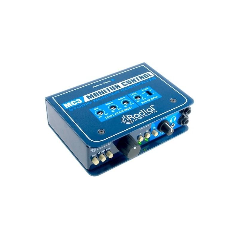 Radial MC-3