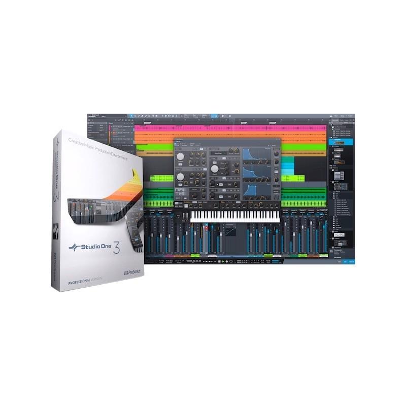 Presonus Studio One Pro v3