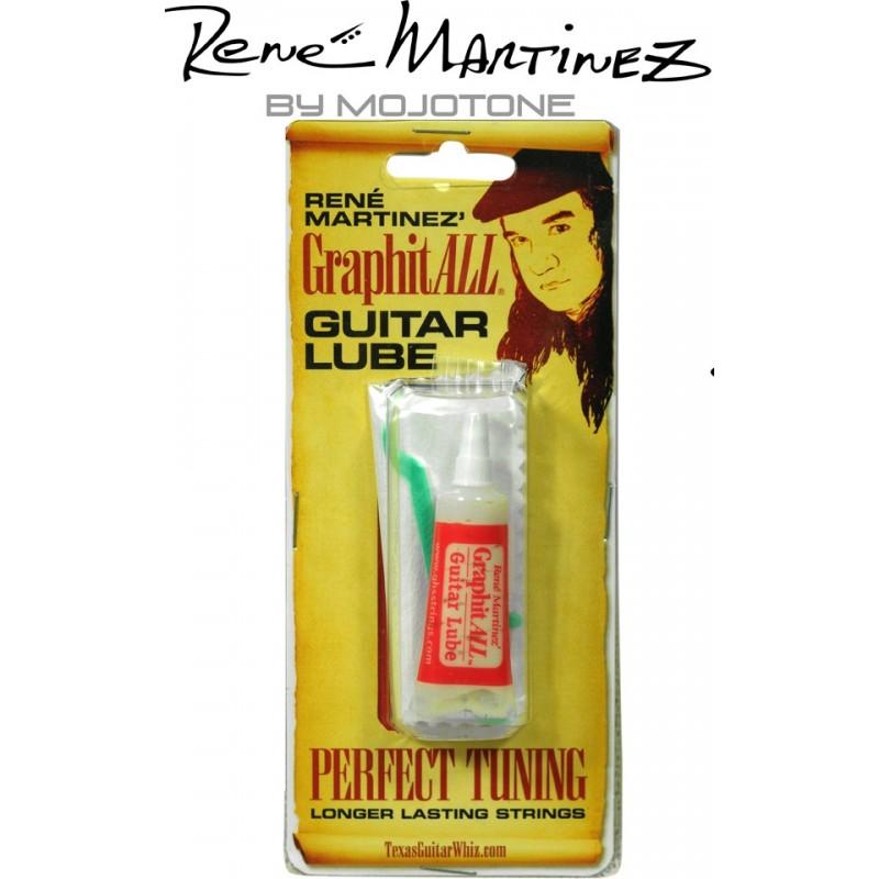 Rene Martinez Graphit All Guitar Lube Set