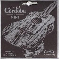 Cordoba Mini E Tuning