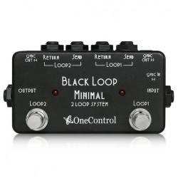 One Control Minimal Series Black Loop