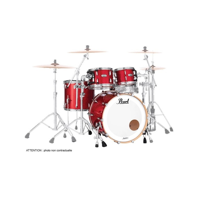 Pearl Master Maple Complete