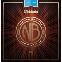 Daddario NB1253 Nickel Bronze