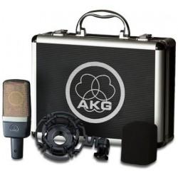 AKG C-214