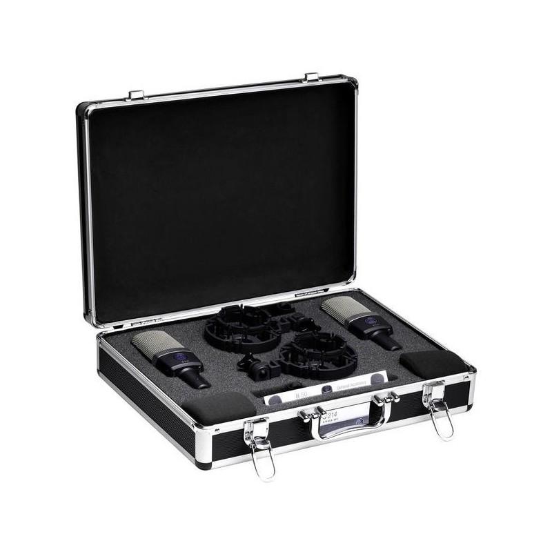 AKG C214 Stero Set