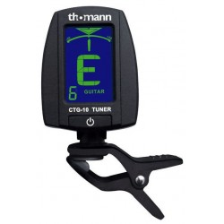 CTG-10 clip tuner