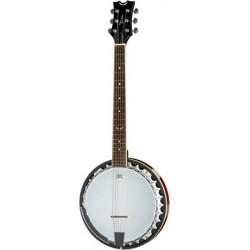 Dean Guitars Backwoods 6 Banjo 6-string