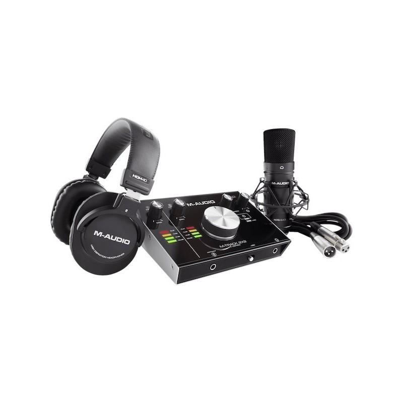 M-audio 2x2 Vocal Studio Pro