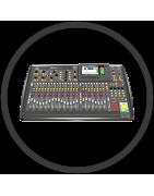 Consoles Mixage Sono